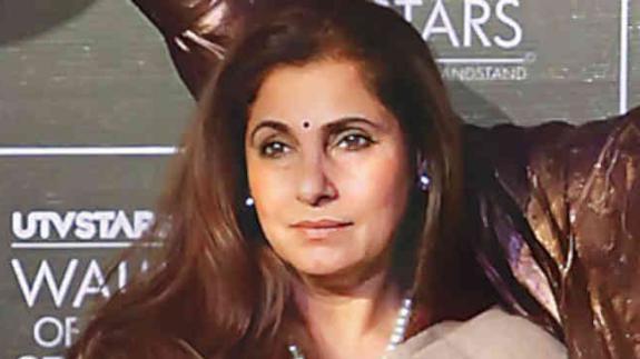 Bollywood, Dimple Kapadia, Film dabong 3, Salman Khan,