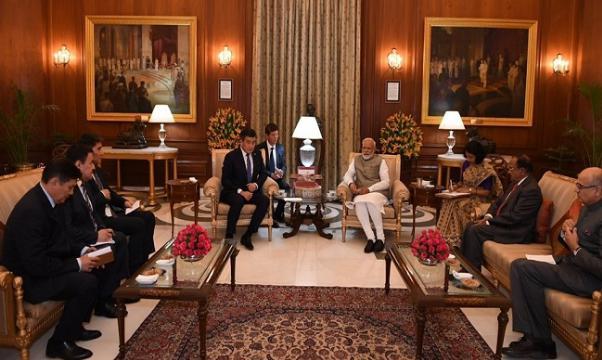 PM Narendra Modi, President of Kyrgyz Republic, SCO, President Suronbe Jeanbekov, Bilateral issues,