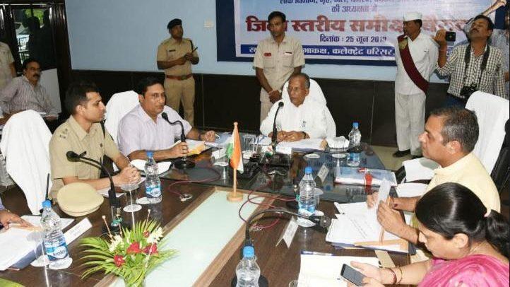 गरीबों की आह और अमीरों की वाह न ले पुलिस: गृहमंत्री