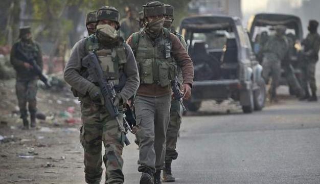 Srinagar, Jammu Kashmir, Anantnag, CRPF, Attack of terrorists, 5 young martyrs,