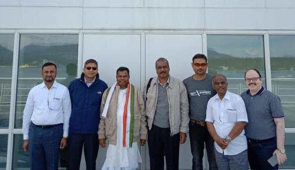 Industry Minister, Kavya Lakhma, Canada, Tour, Vancouver,