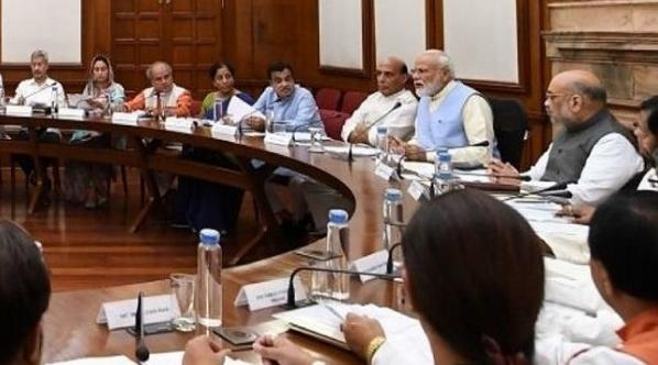 Modi Government, Cabinet, Committees, Restructuring, Security and appointment,