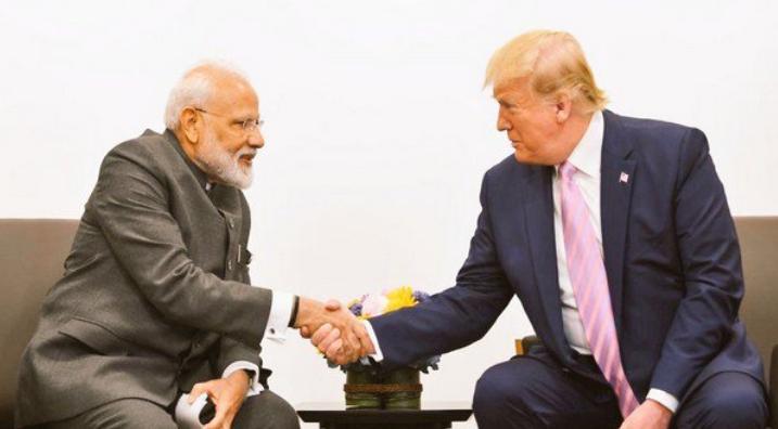 Japan, Osaka, G-20 conference, Prime Minister Narendra Modi, U.S. President Donald Trump, meeting,