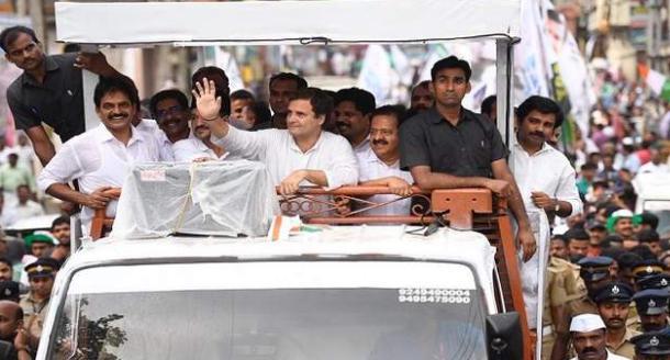 Kerala, Rahul Gandhi, PM Narendra Modi, Three day trip, road show,