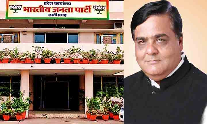 Bharatiya Janata Party, State Spokesperson, Srichand Sunderani, Surajpur district, Death in custody,