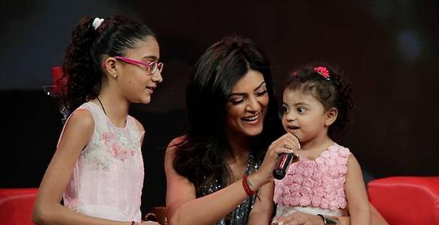 Bollywood, Sushmita Sen, film, Adopt,