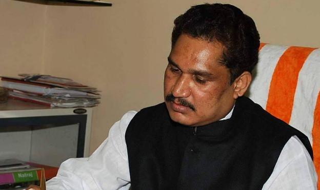 BJP state president Vikram Usendi, Chhattisgarh,