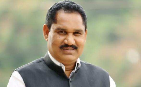 B J P, State President, Vikram Usendi, Targeting Congress,