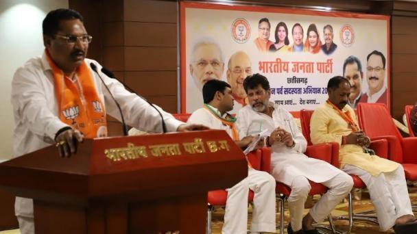 भाजपा का हर घर से नए सदस्य जोड़ने लक्ष्य