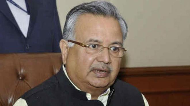 B J P, National vice president, Former chief minister, Dr. Raman Singh,