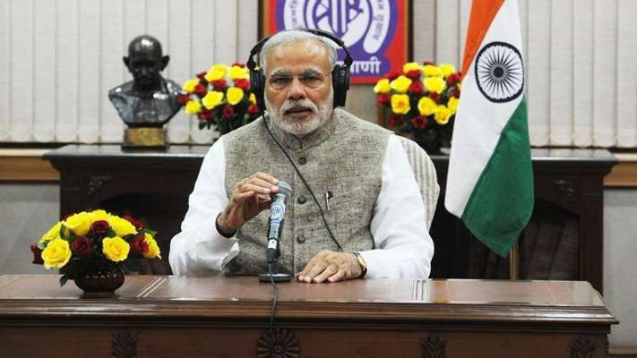 Prime minister, Narendra Modi, Monthly radio, Program, man ki baat ,