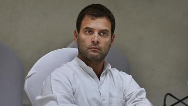 राहुल गांधी ने ISRO को लेकर किया ट्वीट, कही ये बड़ी बात