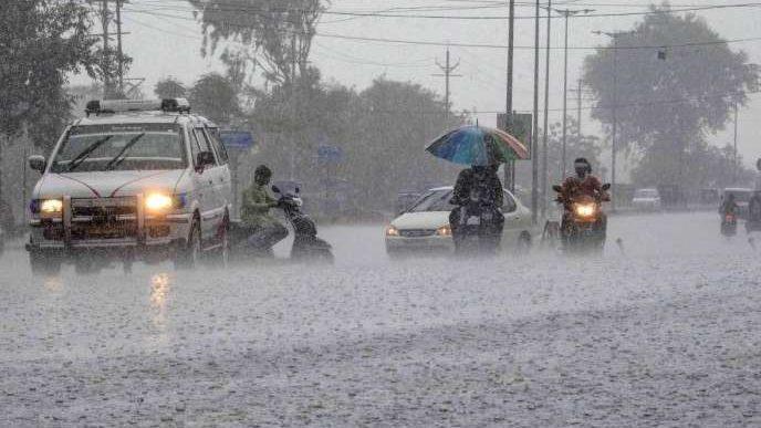 जानिए मौसम का हाल, छत्तीसगढ़ में कहाँ-कितनी हुई बारिश