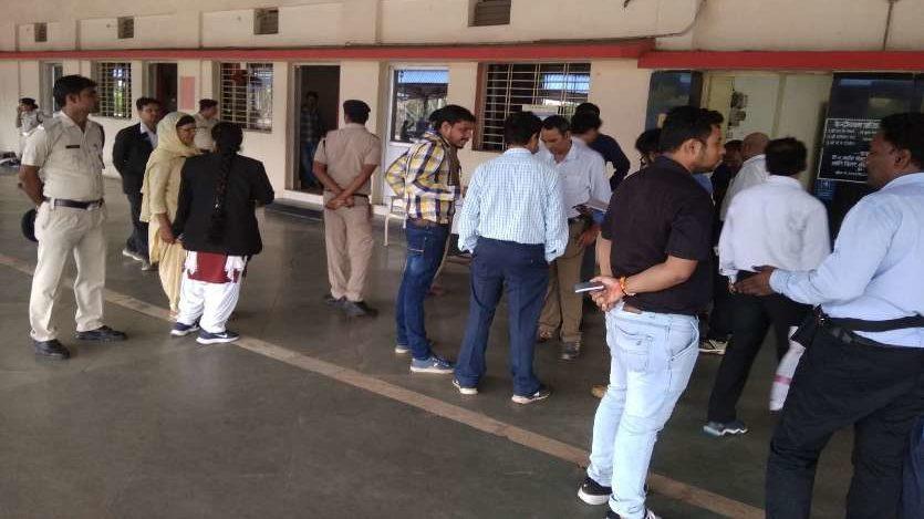 बेटिकट यात्रियों से रेलवे ने वसूले 55 लाख बतौर जुर्माना