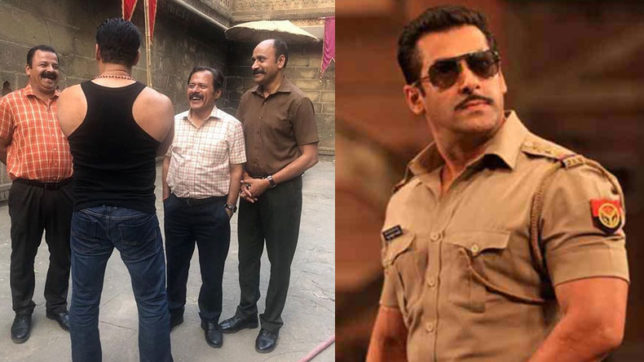 Salman Khan, Movie Dabangg 3, Shooting, Mobile phone, Ban,