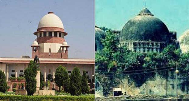 Ayodhya, Ram janmabhoomi, Babri Masjid, Dispute, Supreme court, Muslim Parties, Will hear the debate,