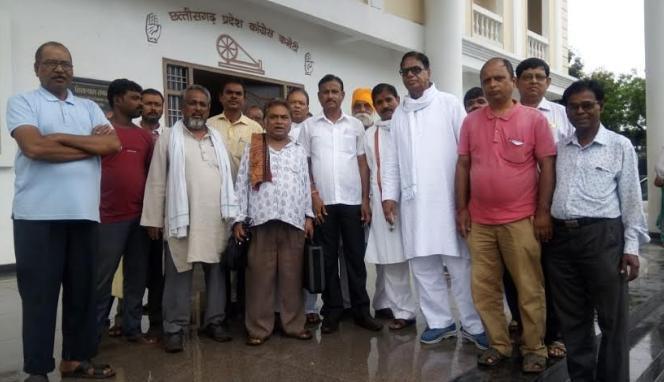 Badrudeen Qureshi, former minister, vice chairman, Pradesh Congress Committee,