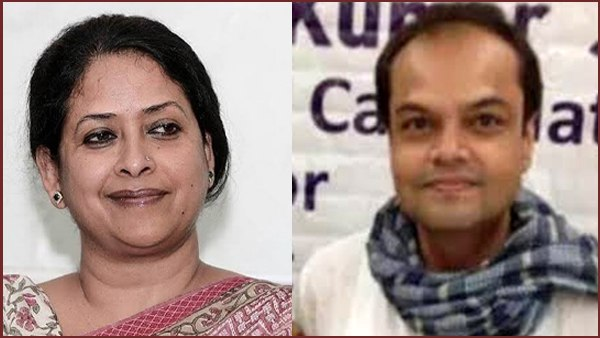 Realtimes, Congress president, Sonia Gandhi, Sharmistha Mukherjee, Anshul Meera Kumar, New national spokesperson, Appointed,