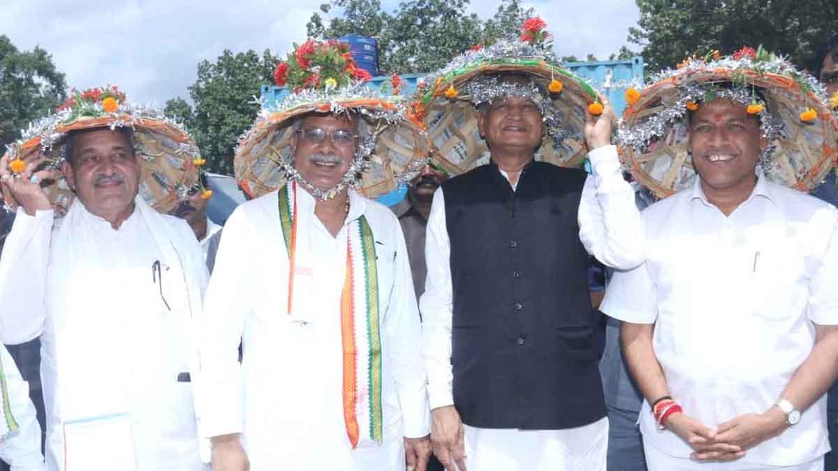 Rajasthan, Chief Minister, Ashok Gehlot, Narva Garwa Ghurwa and Bari Scheme,