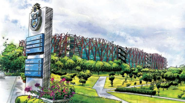 Jindal Global University, Gets, Institute of Eminence, Recognition,