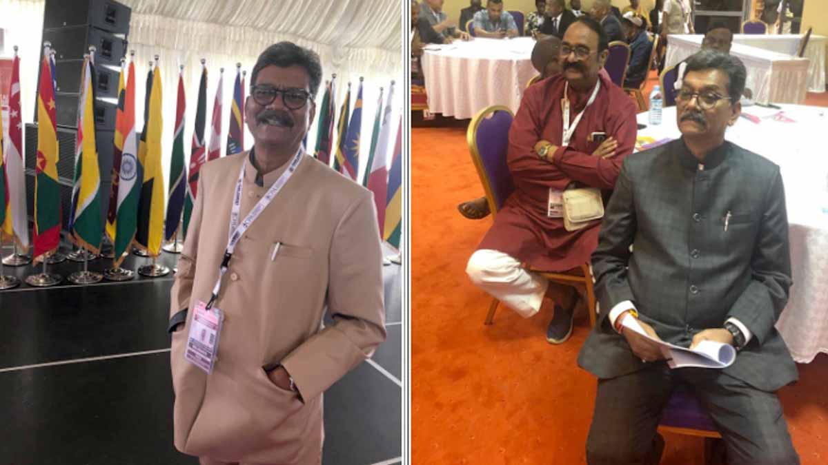 राष्ट्रकुल संसदीय संघ सम्मेलन में डॉ महंत ने विधान मंडलों की भूमिका पर प्रकाश डाला