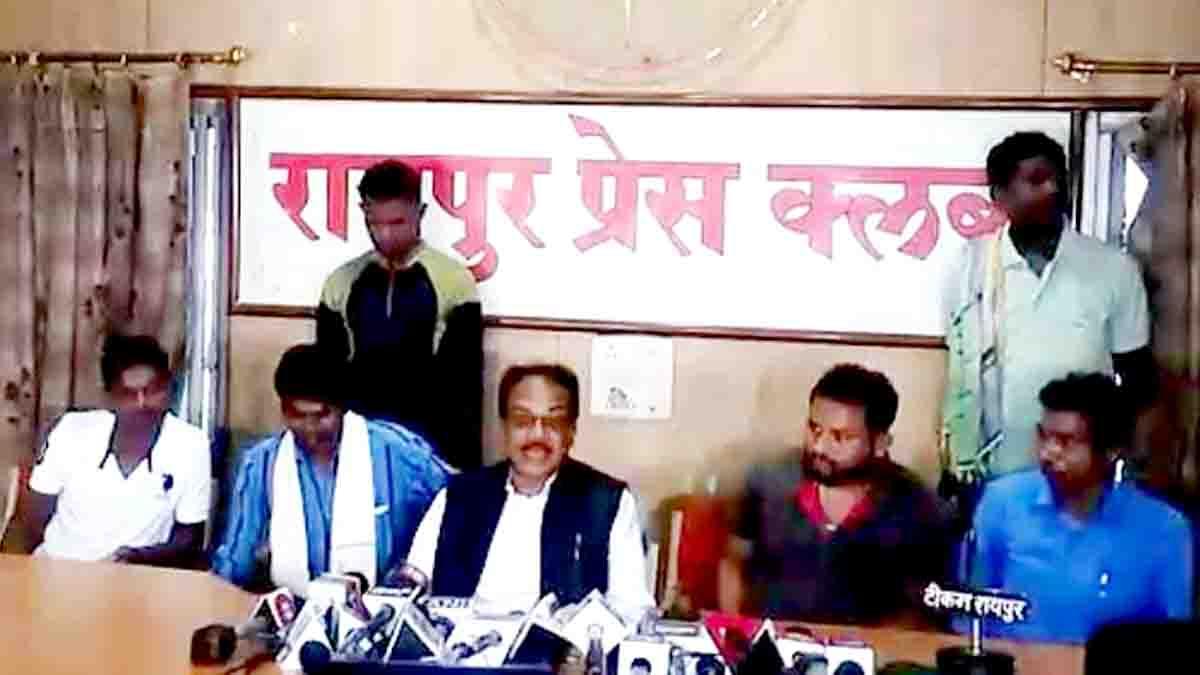 Antagarh case, Manturam Pawar, Ajit Jogi sold, Raman Singh bought,