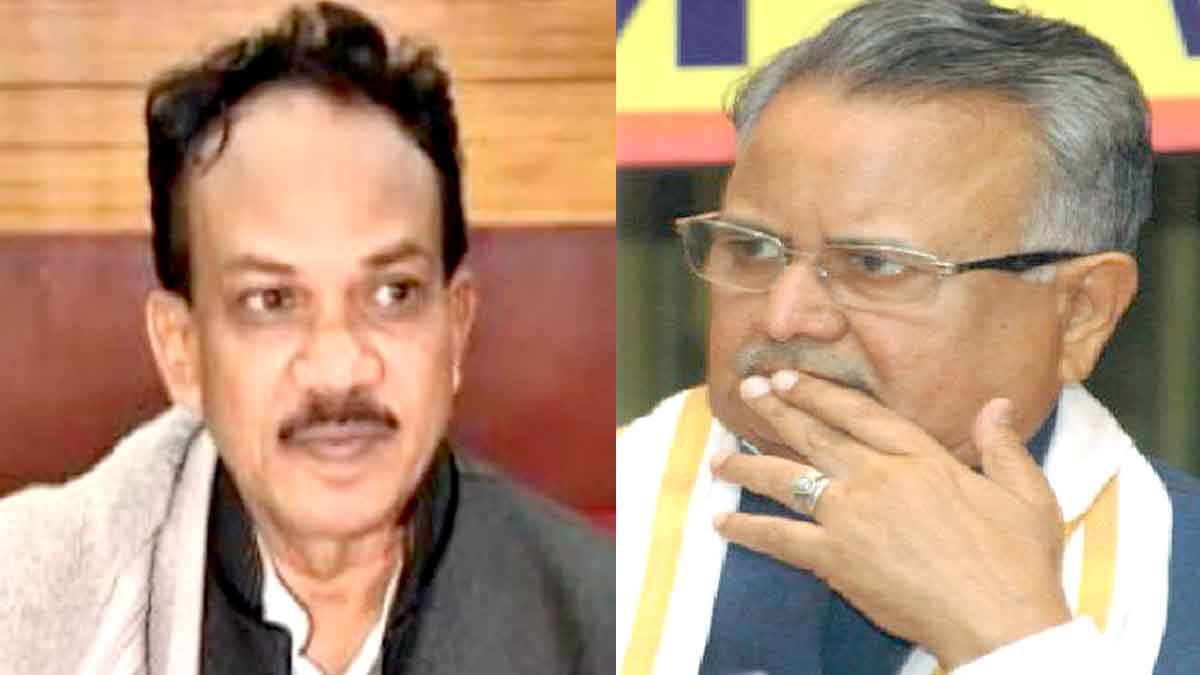 Antagarh tape case, Manturam Pawar, BJP, Removed from party, realtimes,