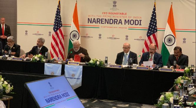 PM Modi visits US, MoU signed for 5 million tonnes of LNG,