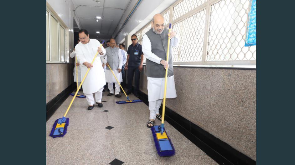 PM मोदी के जन्मदिन पर भाजपा मना रही सेवा सप्ताह