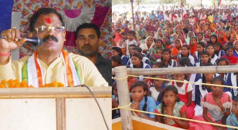 Food and Civil Supplies, Consumer Protection Minister, Amarjeet Bhagat,