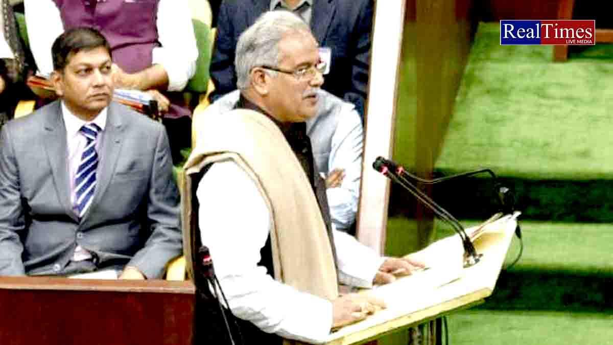 Chhattisgarh, Assembly, Mahatma Gandhi, Public service route, Walking, Resolution passed,