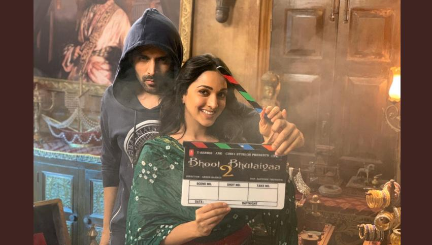Kiara Advani, Film, Bhool Bhulaiya 2, starts shooting,