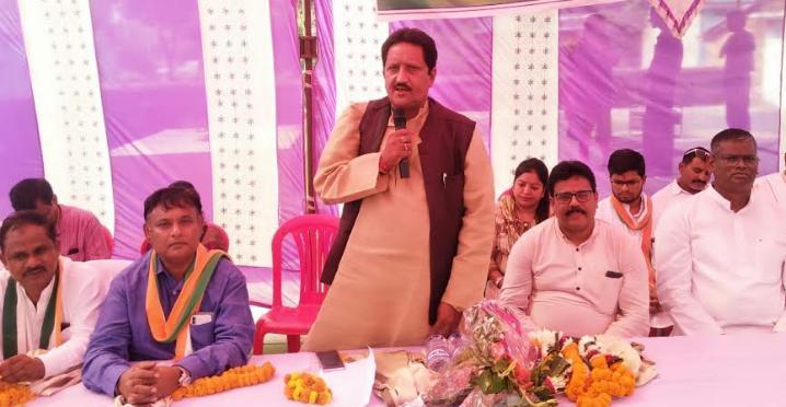 Chhattisgarh, Gandhi, Vichar padyatra , Congress ,