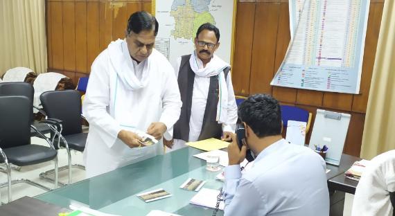 Chhattisgarh, Former Minister, Badruddin Qureshi,