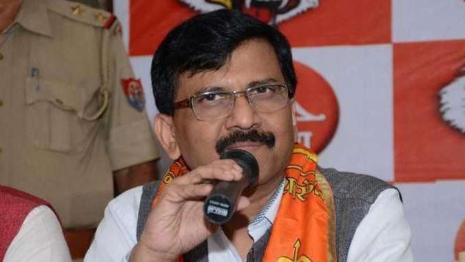 Shiv Sena, leader, Sanjay Raut,
