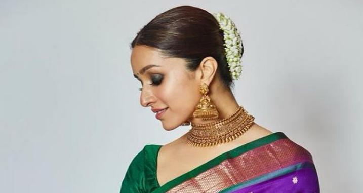 See, Instagram, Shraddha Kapoor, Traditional look,