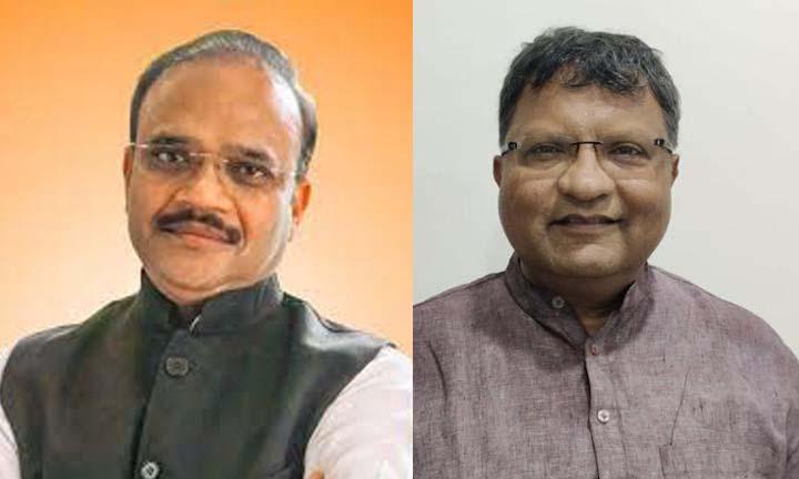 BJP, Chhattisgarh in charge, Dr. Anil Jain, Shailesh Nitin Trivedi,