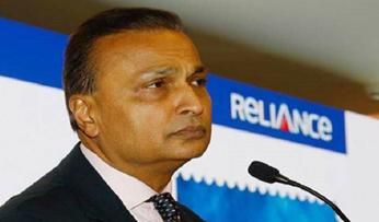 Anil Ambani, RCOM, Resignation,