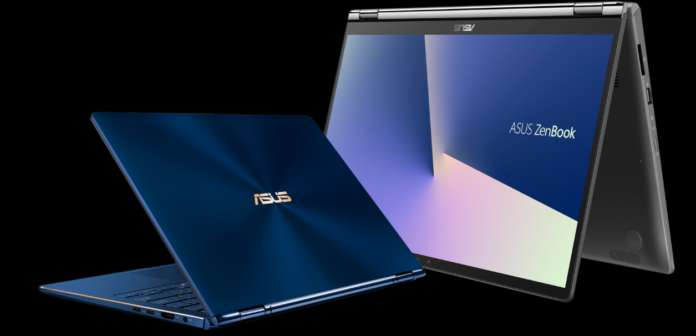 Asus, Laptop, launch zenbook flip,