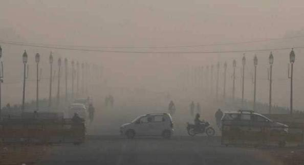 Delhi-NCR, pollution degree, In serious category,