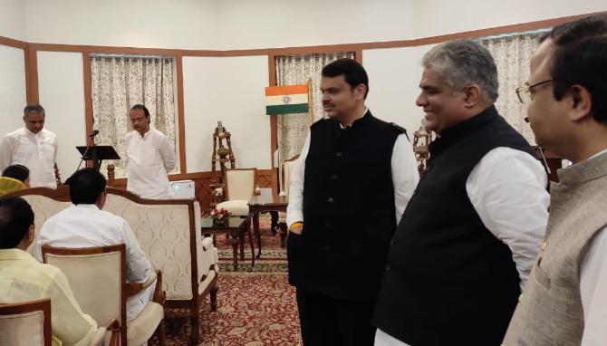 Maharashtra, Governor, Bhagat Singh Kosari, Devendra Fadnavis, Until 7 November, Majority will prove,