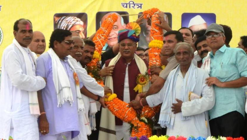 Chhattisgarh, CM Bhupesh Baghel, Promise, Paddy in 2500, Purchased,
