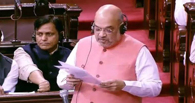 Maharashtra, President's Rule, home Minister, Rajya Sabha, Will submit report,