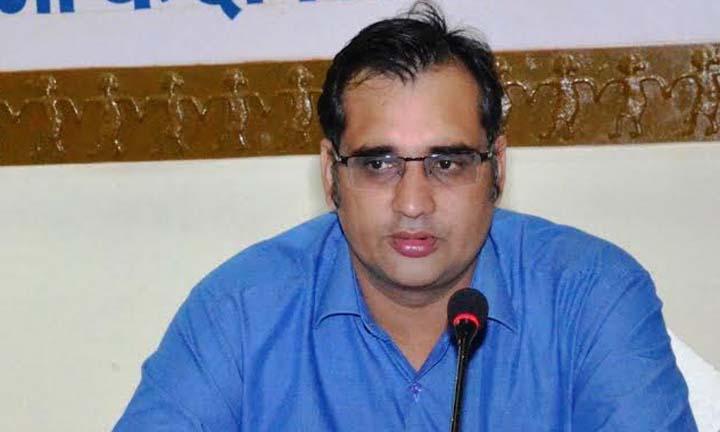IAS Bhim Singh, CEO of RDA,