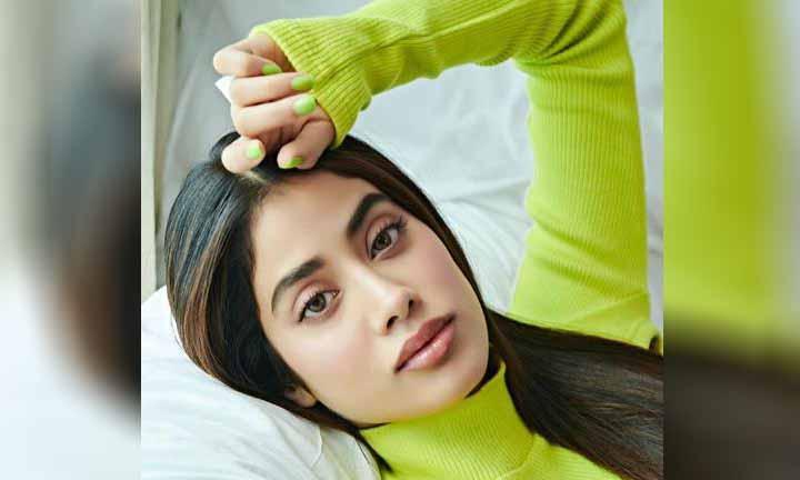 Actress, Jahnavi Kapoor, Instagram latest photo, Hot photoshoot,