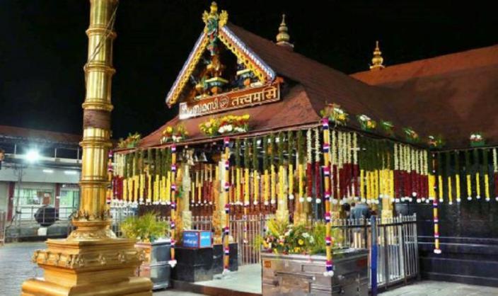 Kerala, Swami Ayyappa Temple, Gate, Will be opened,