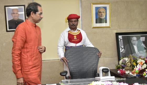 Maharashtra, Chief Minister Uddhav Thackeray, Ministry, Took over,
