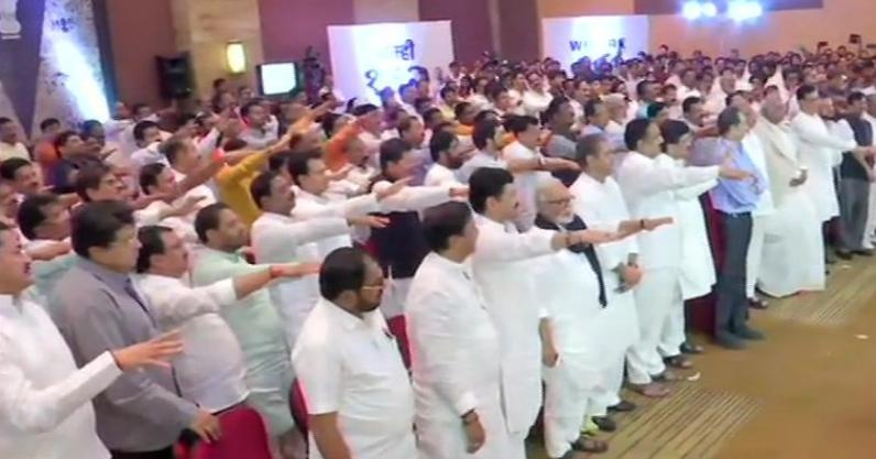 Shiv Sena, NCP and Congress, Grand Hyatt Hotel in Mumbai, MLA, Oath,