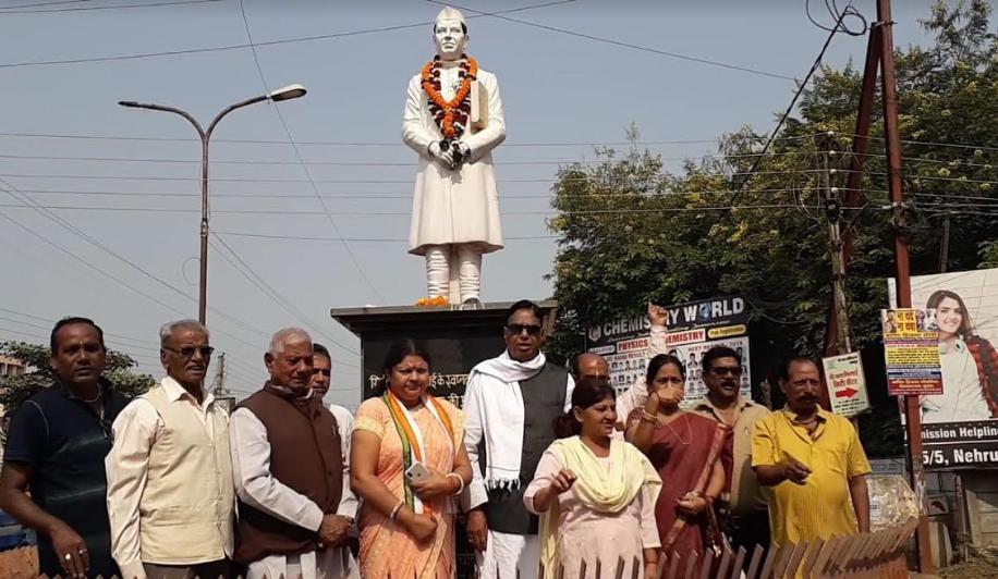Chhattisgarh, former minister, Vice President of Pradesh Congress Committee, Badruddin Qureshi,