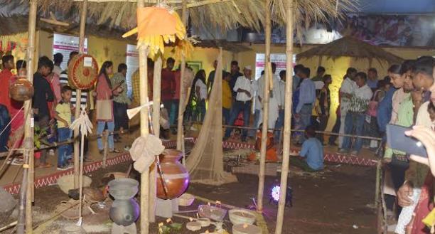 Rajyotsava 2019, Kamar Village,